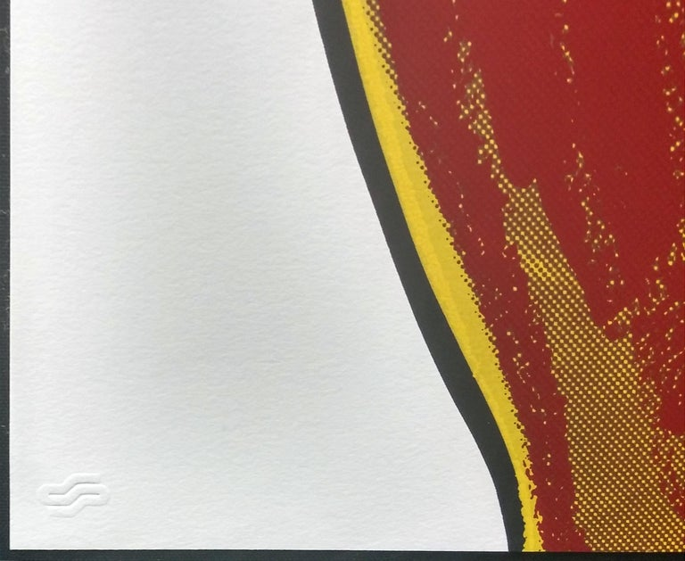 NORTHWEST COAST MASK FS II.380 - Pop Art Print by Andy Warhol