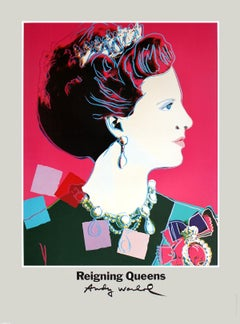 Queen Margrethe II of Denmark, Poster