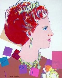 Queen Margrethe II of Denmark (FS II.344)