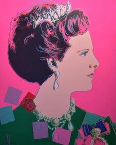 Queen Margrethe II of Denmark (FS II.345)