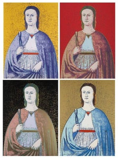 Saint Apollonia, Complete Portfolio (FS II.330-333)