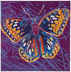 San Francisco Silverspot from the Endangered Species Portfolio F&S II.298