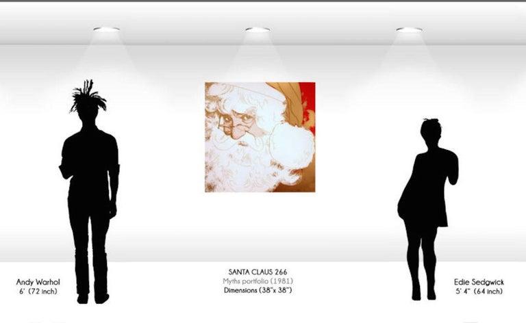 Santa Claus (FS II.266) For Sale 1