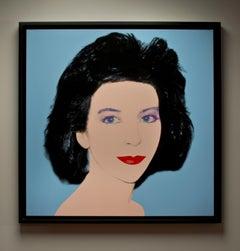 Sarah Goldsmith (Mrs. George) by Andy Warhol