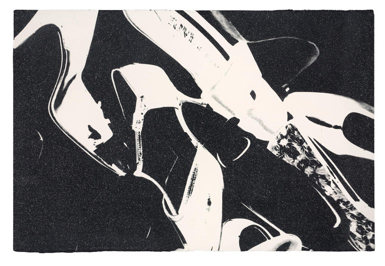 Shoes (FS II.255) - Print by Andy Warhol