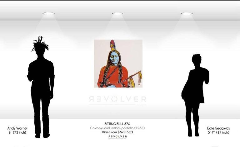 Sitting Bull (FS IIIA. 70)  For Sale 1