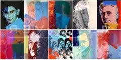 Ten Portraits of Jews of the Twentieth Century (Trial Proof) (Full Suite)