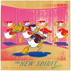 The New Spirit (Donald Duck) F&S II.357
