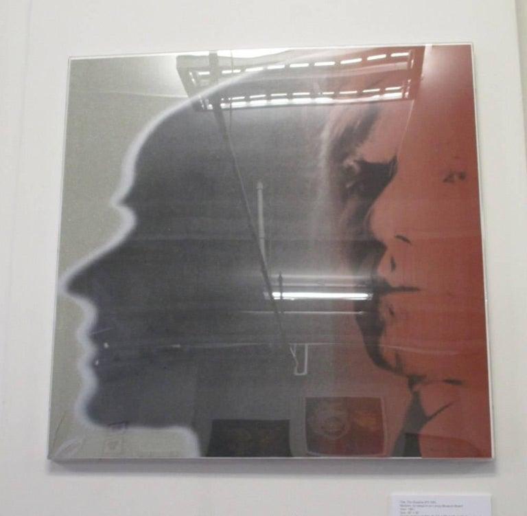 The Shadow (FS II.267)  - Pop Art Print by Andy Warhol