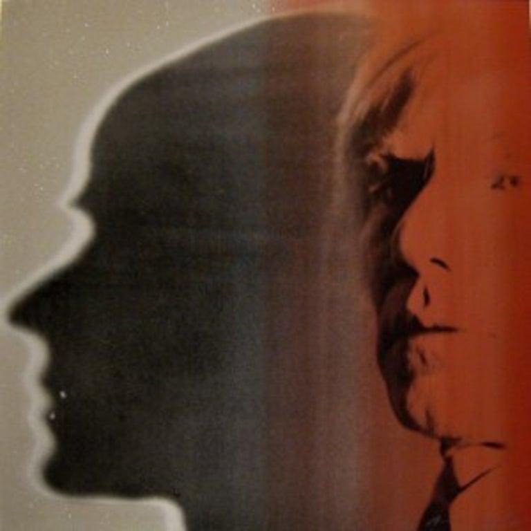 The Shadow (FS II.267)  - Print by Andy Warhol