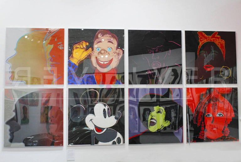 The Star (FS II.258) - Pop Art Print by Andy Warhol