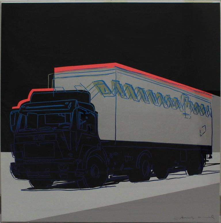 Truck, Complete Portfolio (FS II.367-370) For Sale 1