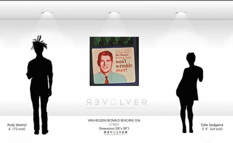 Van Heusen (Ronald Reagan) (FS II.356) For Sale 1
