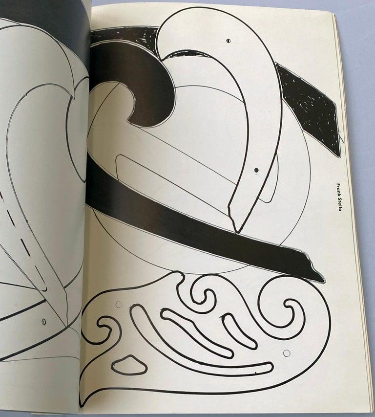 Warhol illustrated Leo Castelli Twenty Years book  For Sale 2