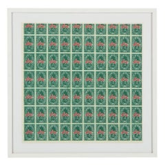 Andy Warhol S & H Green Stamps Mailer Invitation, USA, 1960s