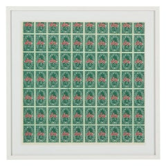 Andy Warhol S & H Green Stamps, Offset Lithograph