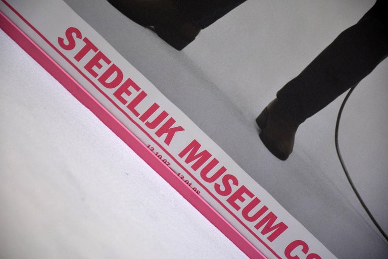 Dutch Andy Warhol Stedelijk Museum Amsterdam Poster, 2007 For Sale