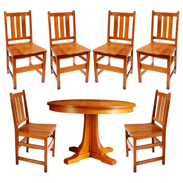 Used Stickley Furniture 81 For, Used Stickley Dining Room Furniture