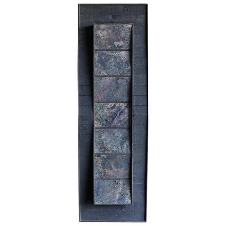 """Andy Wing """"Inferno Septych"""", 1954 For Sale"""