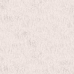 Anemone Designer Wallpaper in Opaline 'Multi-Color Pinkish-Grey and Peach'