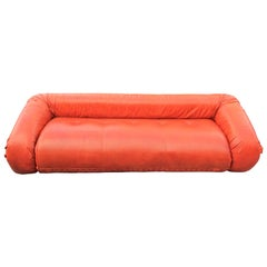 'Anfibio' Convertible Sofa Bed by Alessandro Becchi for Giovannetti, 1970s