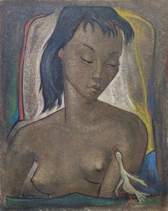 UNKNOWN TITLE (NUDE WOMAN)
