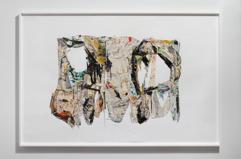 Untitled - Mixed Media Art by Angel Otero