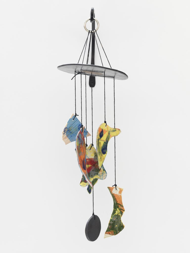 Wind Chimes 03/20 - Sculpture by Angel Otero