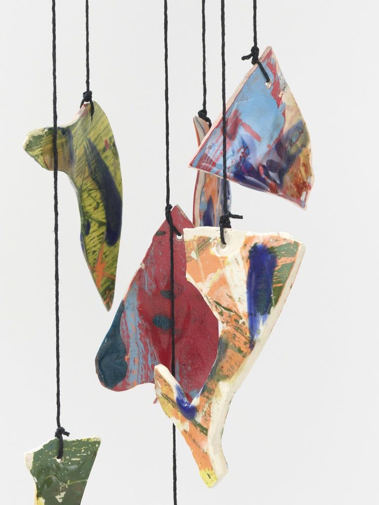 Wind Chimes 03/20 - Abstract Sculpture by Angel Otero