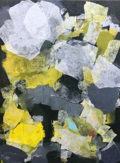 Unfolding, Painting, Acrylic on Canvas