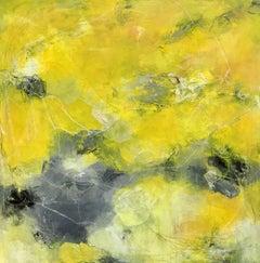Waiting For Sunnier Days, Painting, Acrylic on Canvas