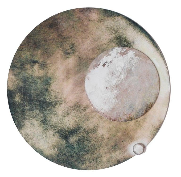 Originem #2 - Mixed Media Art by Angelica Bergamini