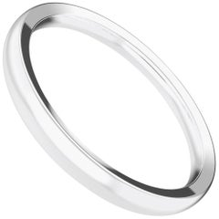 Angélique Sterling Silver Medium Ring, Wedding Band by House New York