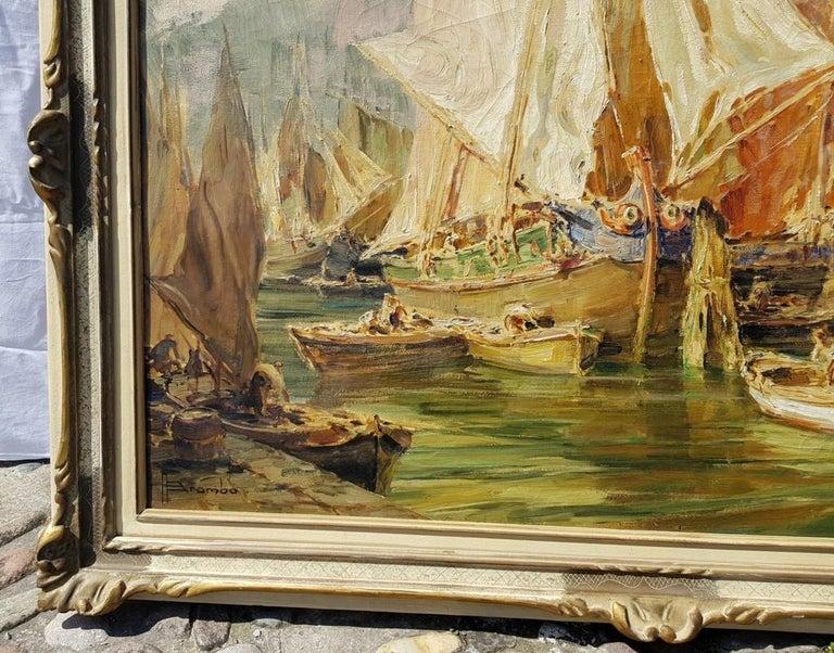 Angelo Brombo (Chioggia 1893 - Venice 1962) -