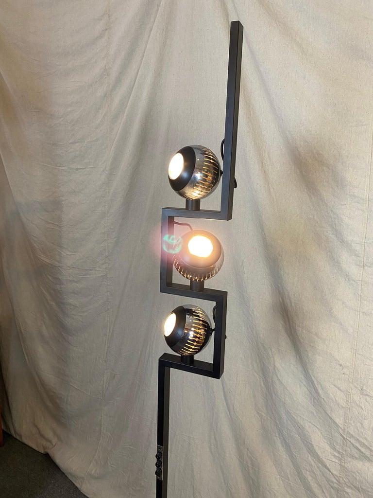 Angelo Lelii for Arredoluce Floor Lamp For Sale 1