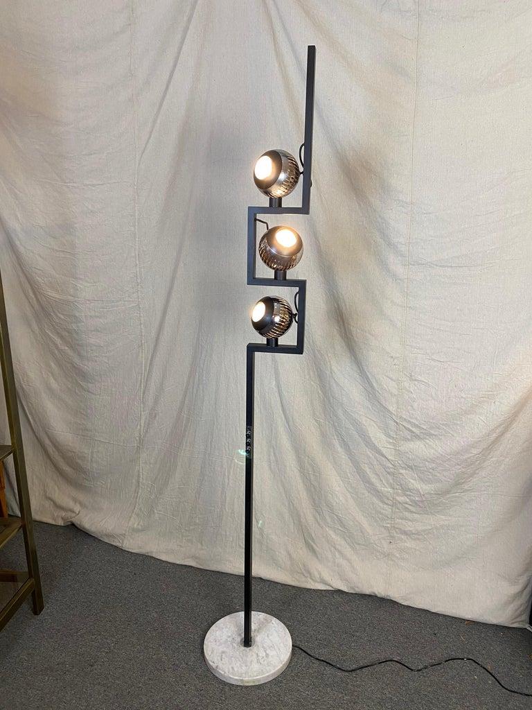 Angelo Lelii for Arredoluce Floor Lamp For Sale 2