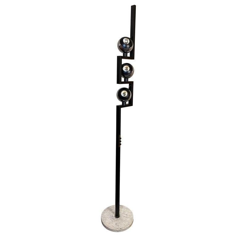 Angelo Lelii for Arredoluce Floor Lamp For Sale