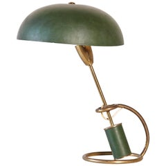 Angelo Lelii 'Lelli' Scrittoio Desk Lamp, Model 12297, Arredoluce, Italy, 1950s