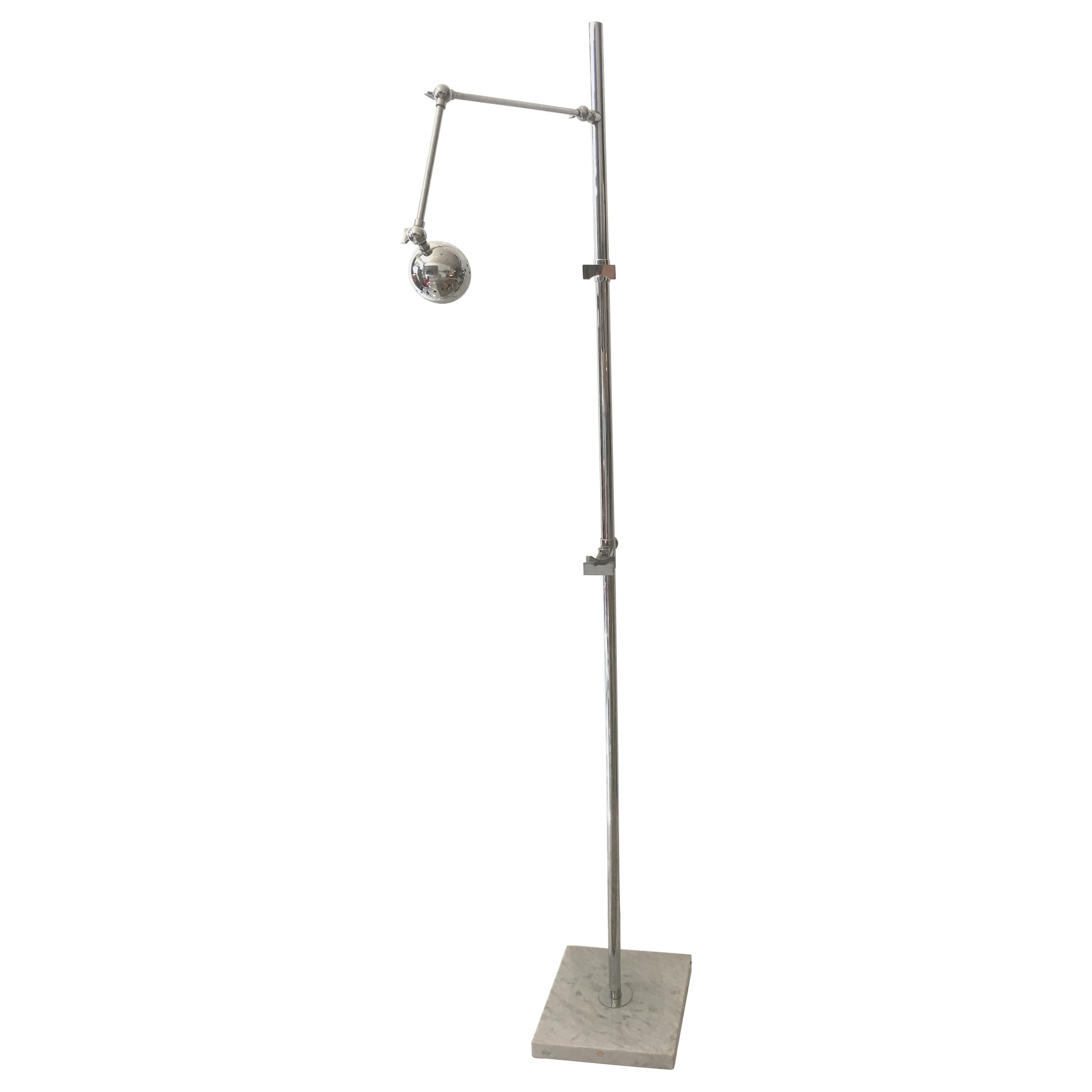 Easel Lamp in the style of Angelo Lelii for Arredoluce, circa 1950's