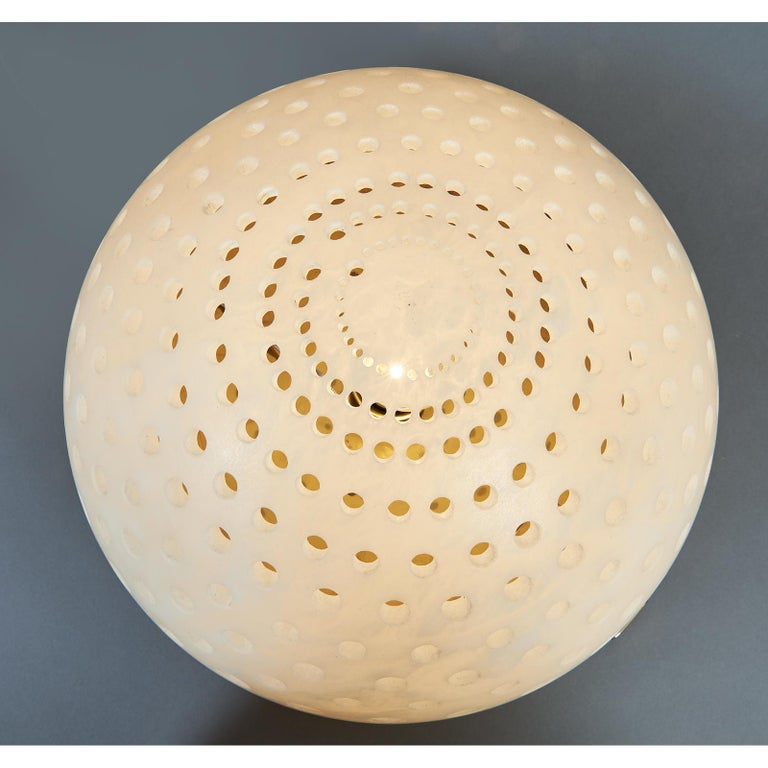 Angelo Mangiarotti Alabaster Table Lamp, circa 1980 For Sale 1