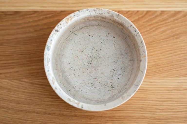 Italian Angelo Mangiarotti Bowl   For Sale