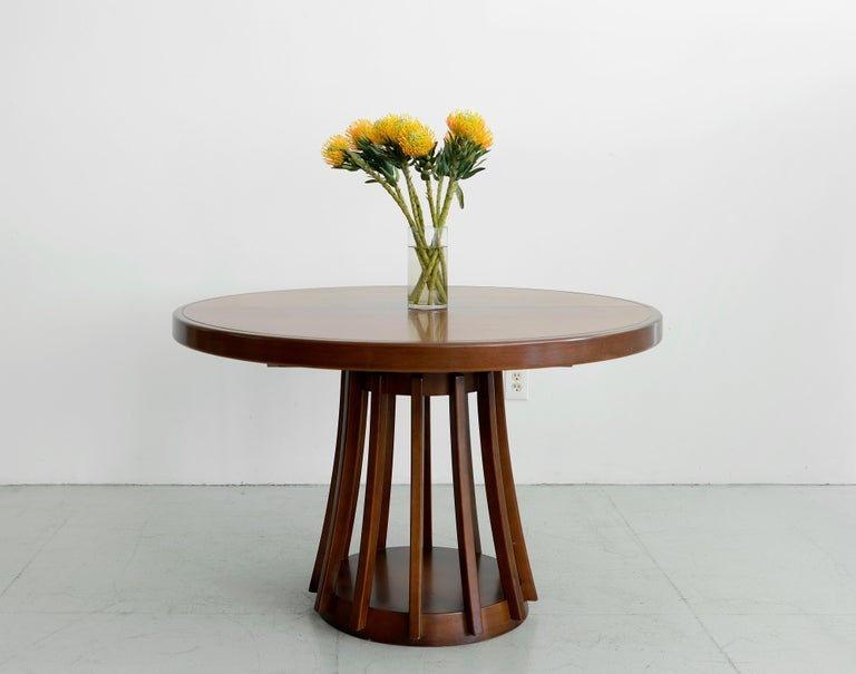 Mid-Century Modern Angelo Mangiarotti Dining Table For Sale