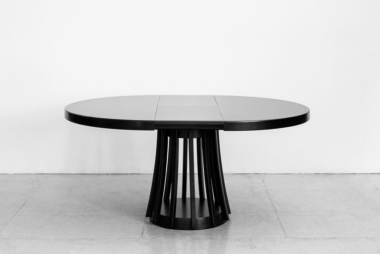 Angelo Mangiarotti Dining Table In Good Condition For Sale In Los Angeles, CA