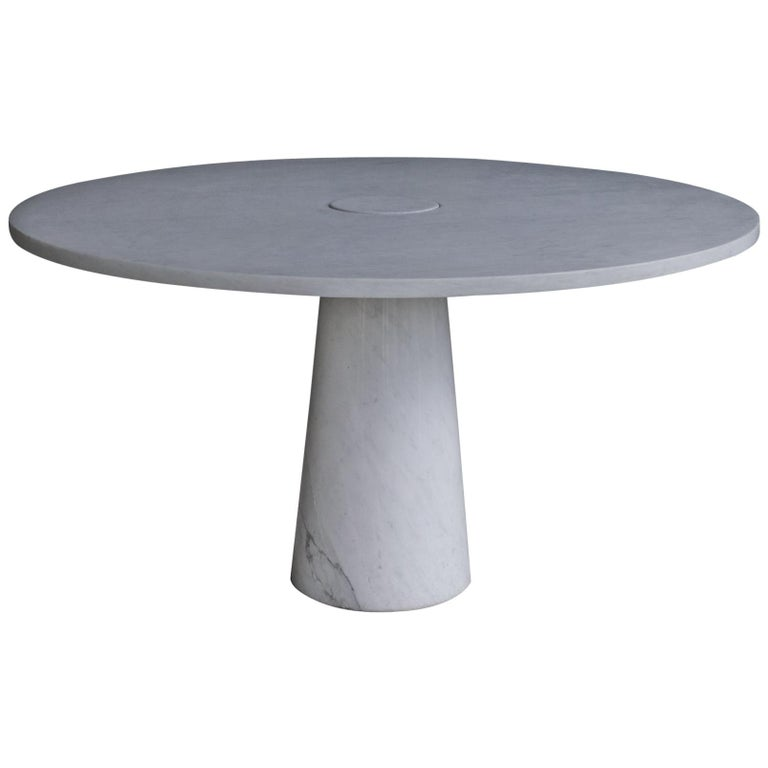 "Angelo Mangiarotti, ""Eros"", Dining Table, Skipper, 1970s For Sale"