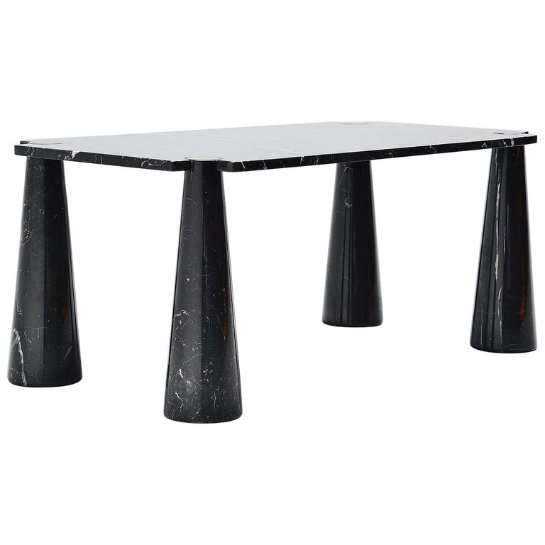 Angelo Mangiarotti Eros Dining Table Skipper, Italy, 1971 For Sale