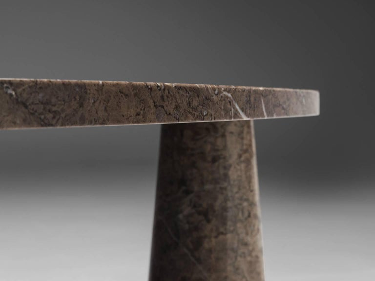 Angelo Mangiarotti 'Eros' Marble Cocktail Table For Sale 1