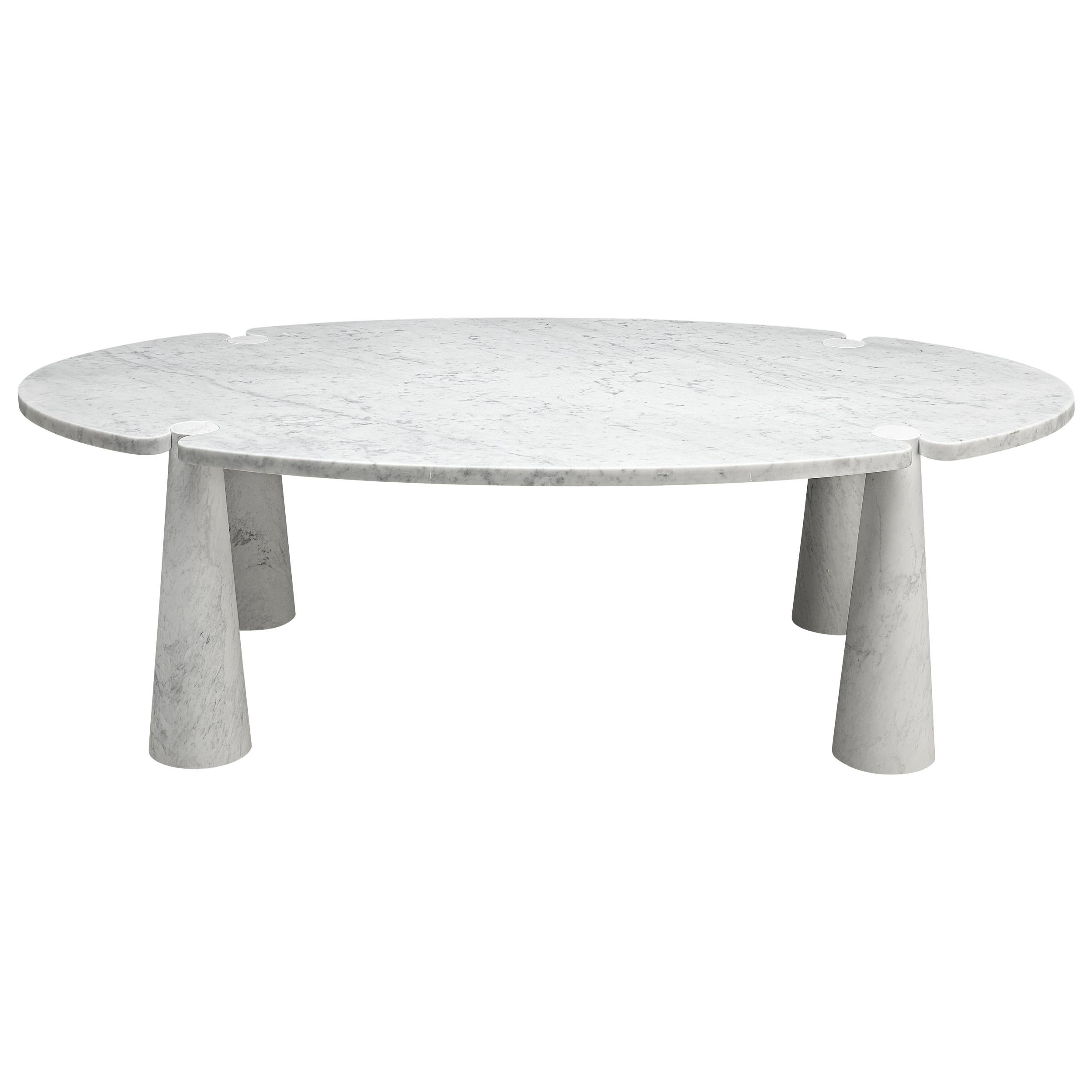 Angelo Mangiarotti 'Eros' Marble Dining Table