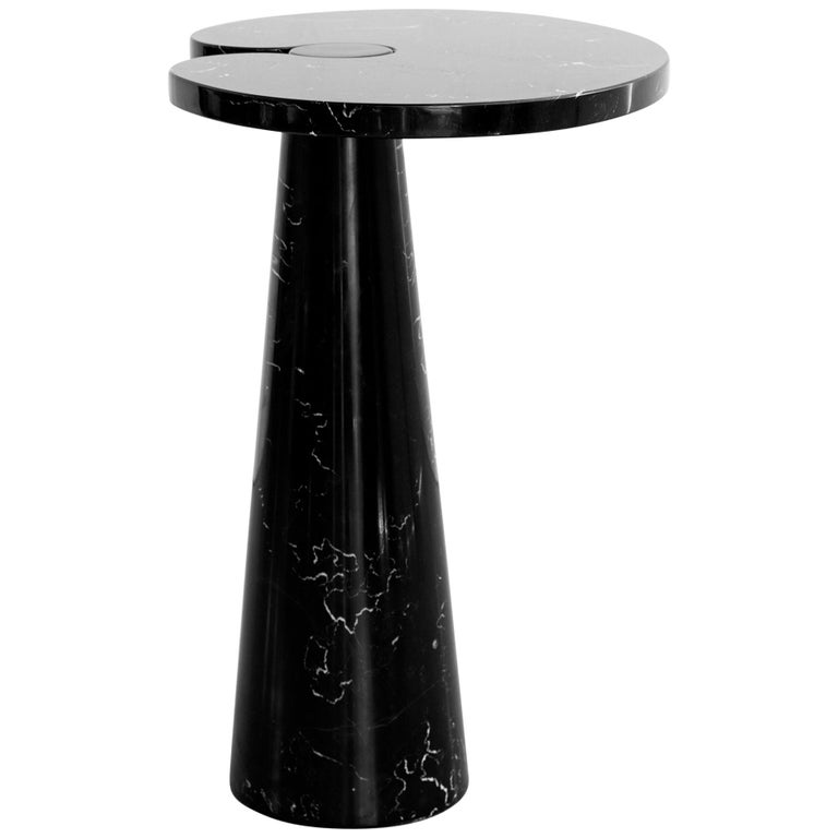 Angelo Mangiarotti Eros Series Large Side Table For Sale