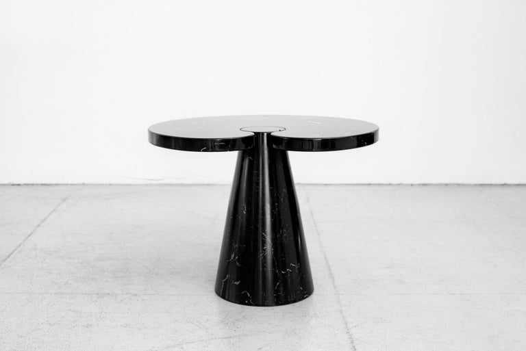 Angelo Mangiarotti Eros Series Side Table For Sale 1
