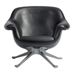 Angelo Mangiarotti for Cassina Lounge Chair, Model 1110